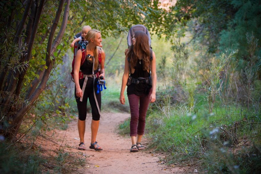Why Kids Need Wilderness And Adventure >> These Moms Trade Smart Phones And Technology For Epic Wilderness